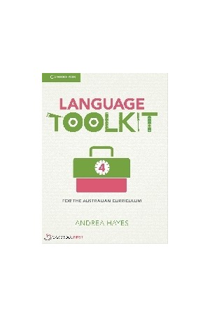 Language Toolkit 4 for the Australian Curriculum - Print
