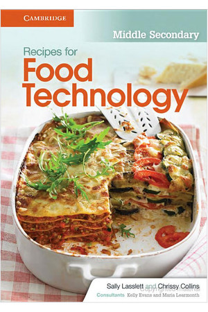 Recipes for Food Technology - Middle Secondary