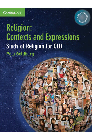 Religion: Contexts and Expressions QLD - Student Textbook