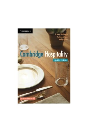 Cambridge Hospitality - 4th Edition: Teacher Resource Package (Digital Access Only)