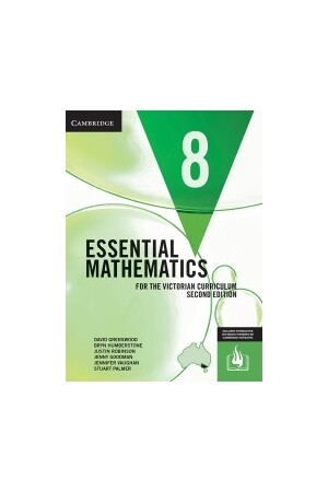 Essential Mathematics for the Victorian Curriculum - Year 8: Online Teaching Suite (Digital Access Only)