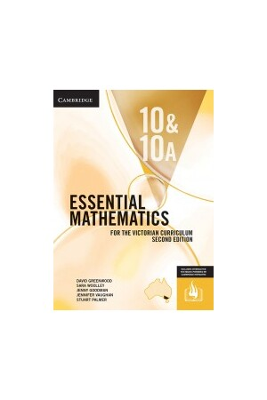 Essential Mathematics for the Victorian Curriculum - Year 10: Online Teaching Suite (Digital Access Only)