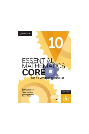 Essential Mathematics CORE for the Victorian Curriculum - Year 10 Online Teaching Suite (Digital)