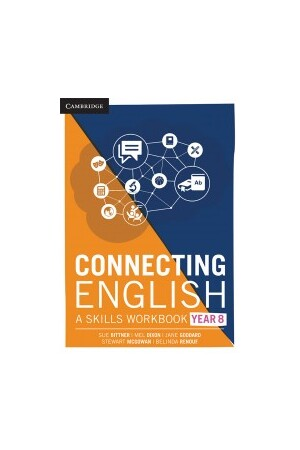 Connecting English: A Skills Workbook - Year 8 (Print & Digital)