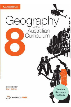 Geography for the Australian Curriculum - Year 8: Teacher Resource Package (Digital Access Only)
