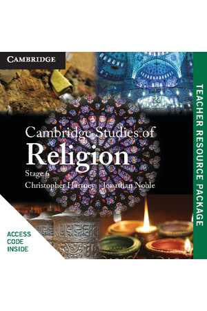 Cambridge Studies of Religion - Stage 6 (3rd Edition): Teacher Resource Package (Digital Access Only)