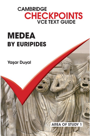 Cambridge Checkpoints VCE Text Guide - Medea (Digital Access Only)
