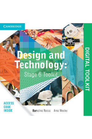 Design and Technology - Stage 6 (NSW): Toolkit (Digital Access Only)
