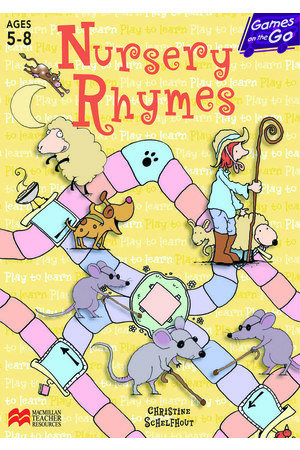 Games on Go - Nursery Rhymes: Ages 5-8