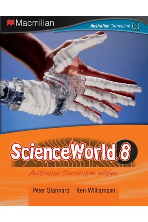 ScienceWorld 8: Student Book (Print Only)