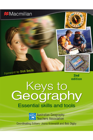 Keys to Geography - Second Edition (Print & Digital)