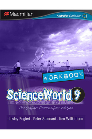 ScienceWorld 9 - Workbook (Print Only)