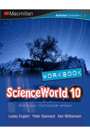 ScienceWorld 10 - Workbook (Print Only)
