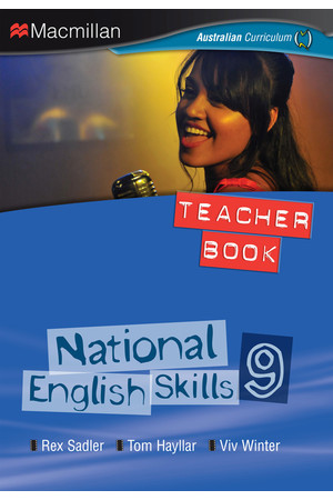 National English Skills 9 - Teacher Book