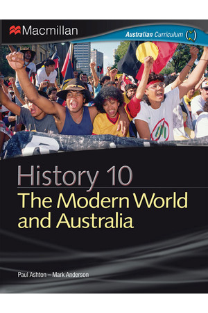 Macmillan History 10 - The Modern World & Australia: Print & Digital