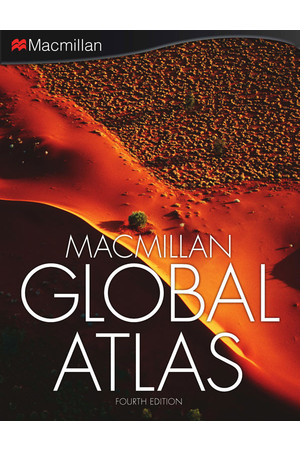 Macmillan Global Atlas 4th Edition - Print and Digital