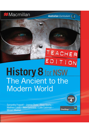 Macmillan History 8 for NSW - Teacher Edition