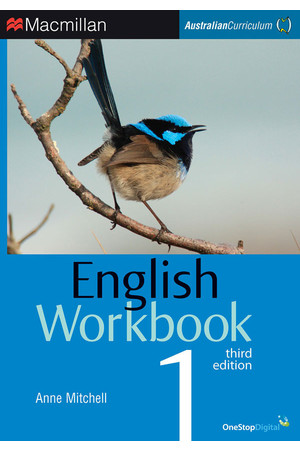 English Workbook 1 - 3rd Edition: Print & eBook