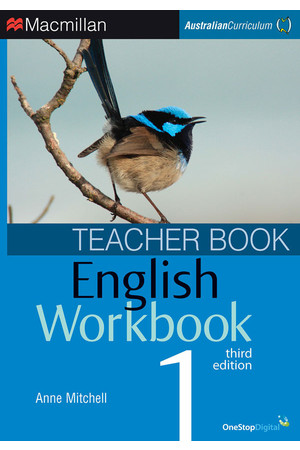 English Workbook 1 - 3rd Edition: Teacher Book