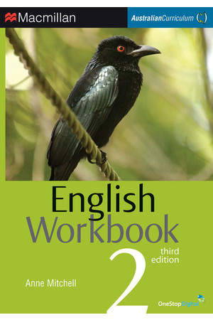 English Workbook 2 - 3rd Edition: Print & eBook