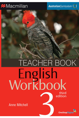 English Workbook 3 - 3rd Edition: Teacher Book