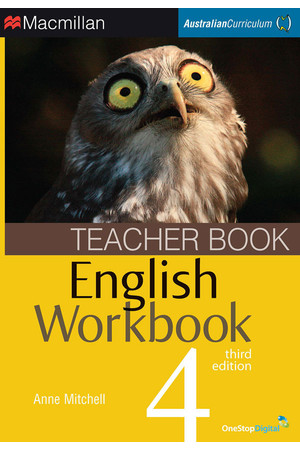 English Workbook 4 - 3rd Edition: Teacher Book