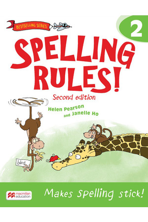 Spelling Rules! - Second Edition: Student Book 2