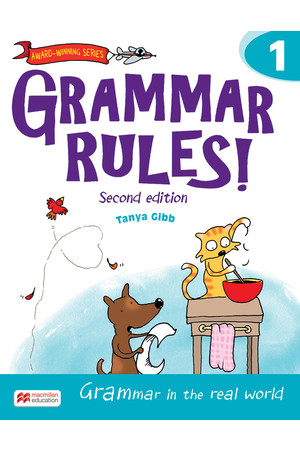 Grammar Rules! - Second Edition: Student Book 1