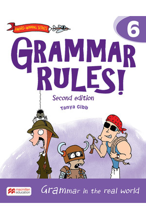 Grammar Rules! - Second Edition: Student Book 6