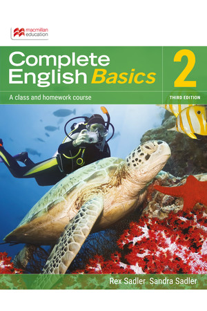 Complete English Basics 2: Student Book & Online Workbook (3rd Edition)