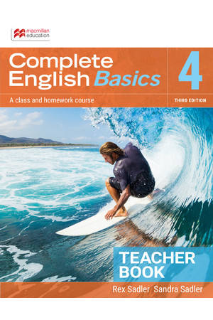 Complete English Basics 4: Student Book & Online Workbook (3rd Edition)