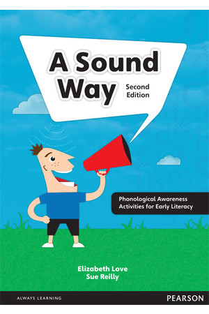 A Sound Way - Teacher's Resource Book (Second Edition)