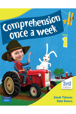 Comprehension Once a Week - Book 1 (3rd Edition)