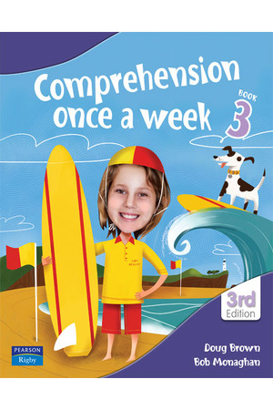 Comprehension Once a Week - Book 3 (3rd Edition)