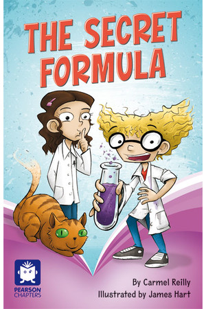 Pearson Chapters - Year 5: The Secret Formula