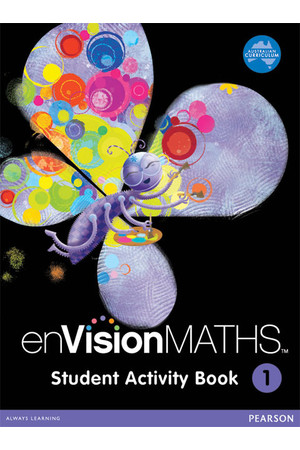 enVisionMATHS - Year 1: Student Activity Book