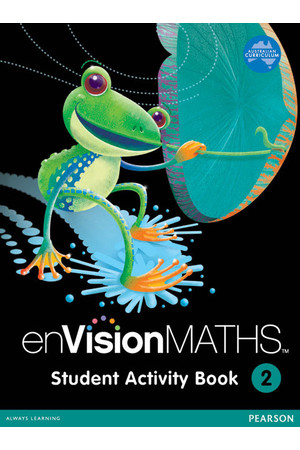 enVisionMATHS - Year 2: Student Activity Book