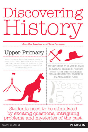 Discovering History - Upper Primary: Teacher Resource