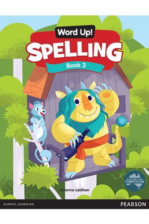 Word Up! Spelling - Book 3