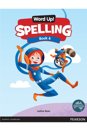 Word Up! Spelling - Book 6