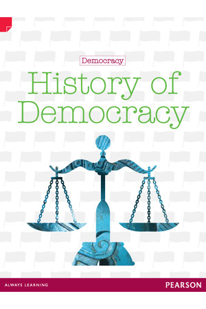 Discovering History - Upper Primary: History Of Democracy (Democracy)