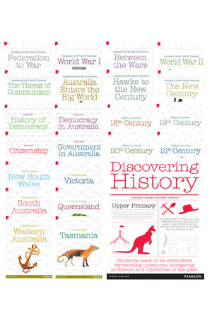 Discovering History - Upper Primary: Teacher's Resource Pack