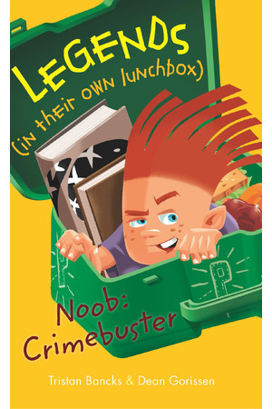 Legends in their own Lunchbox - Set 1: Noob: Crimebuster