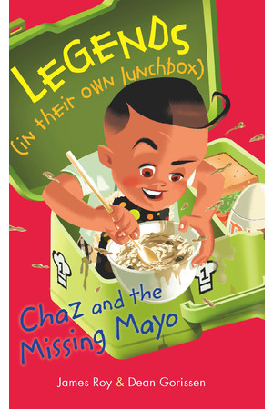 Legends in their own Lunchbox - Set 1: Chaz and the Missing Mayo