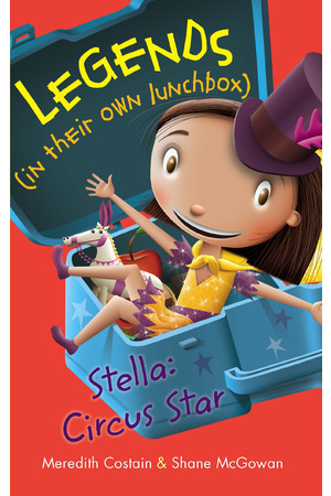 Legends in their own Lunchbox - Set 2: Stella: Circus Star