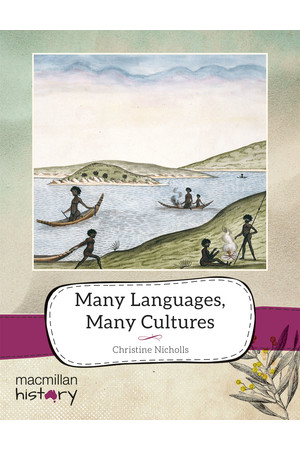 Macmillan History - Year 4: Non-Fiction Topic Book - Many Languages, Many Cultures (Single Title)