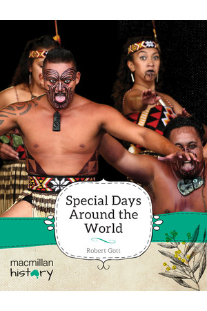 Macmillan History - Year 3: Non-Fiction Topic Book - Special Days Around the World (Pack of 6)