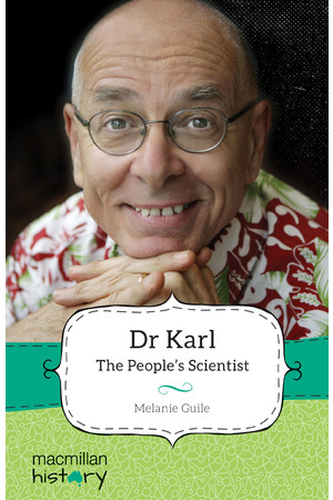 Macmillan History - Year 3: Biography Topic Book - Dr Karl: The People's Scientist (Pack of 6)