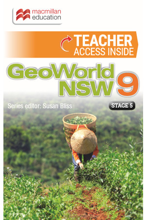 GeoWorld 9 - NSW Curriculum: Teacher Resource (Digital Access Only)