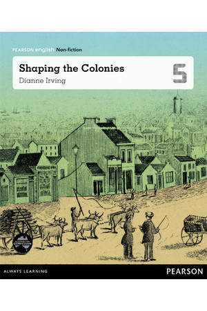 Pearson English Year 5: A Lot To Offer - Shaping the Colonies